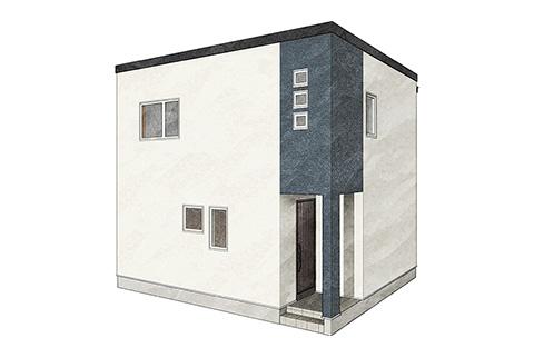 子育て世代を応援コスパの高い家。 ―つくし野Ⅱ Btype―